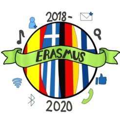 Erasmus+ -projekti 2018-2020 Headlines- More Than Meets The Eye.